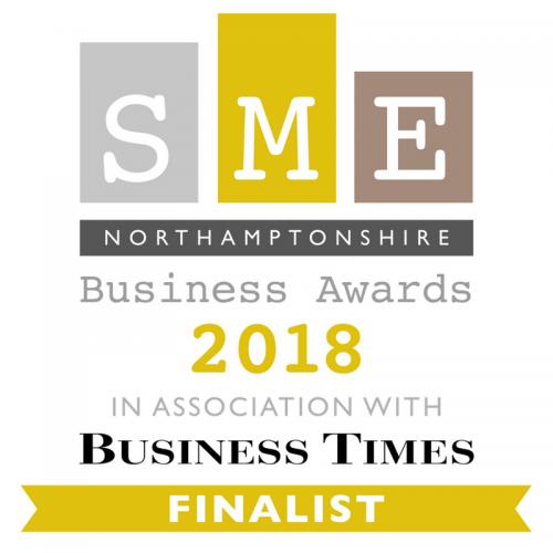 SME Northampton Awards 2018 Finalist