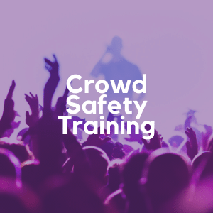 Crowd Safety Training from The Square Metre
